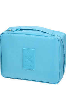 Travel with large capacity wash gargle bag cosmetic bag to receive bag